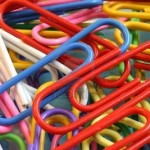 Paper clips galore